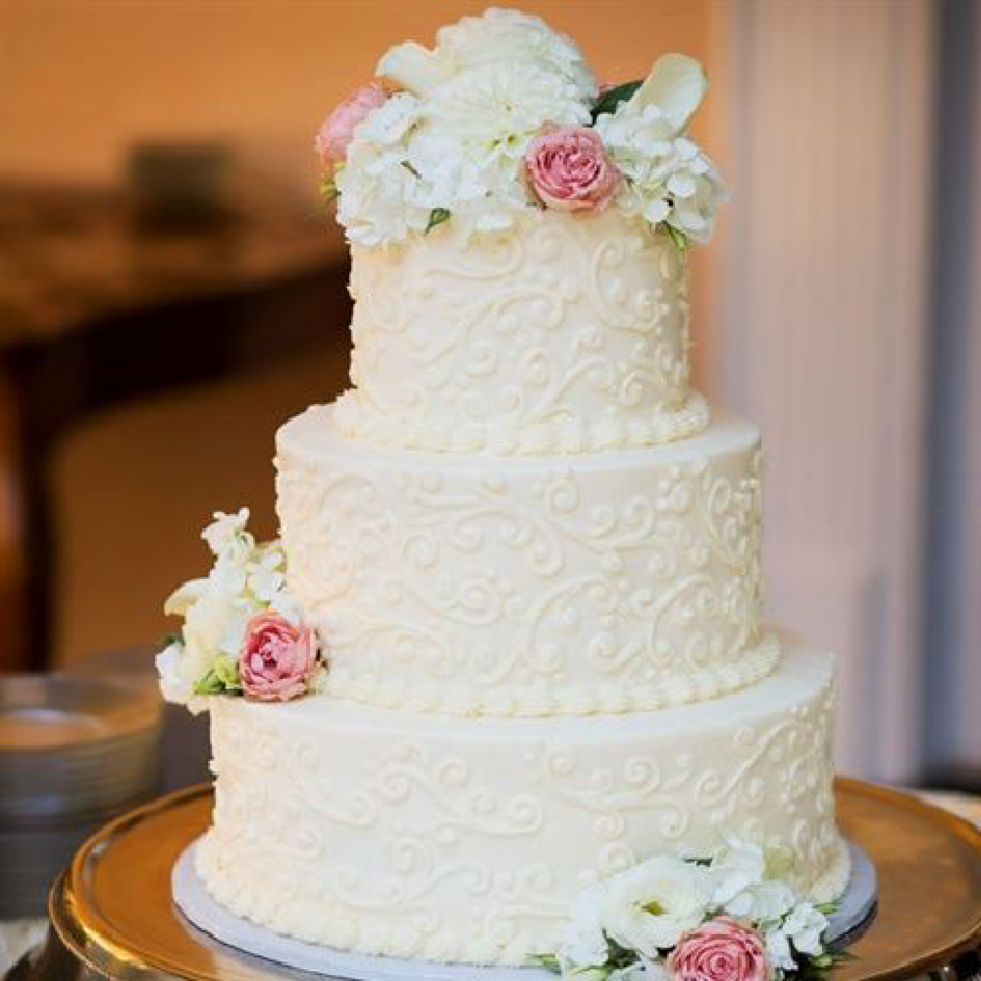 Traditional Wedding Pastry