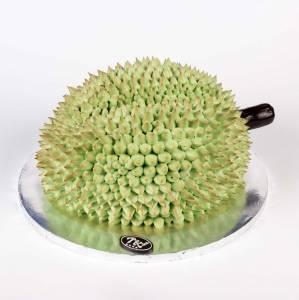 Durian Cake 6