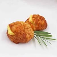 菠萝油面包