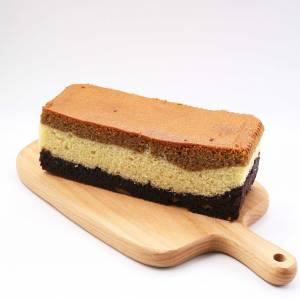 Brownies Coffee Butter Cake