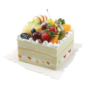 Mix Fruit Pudding 6