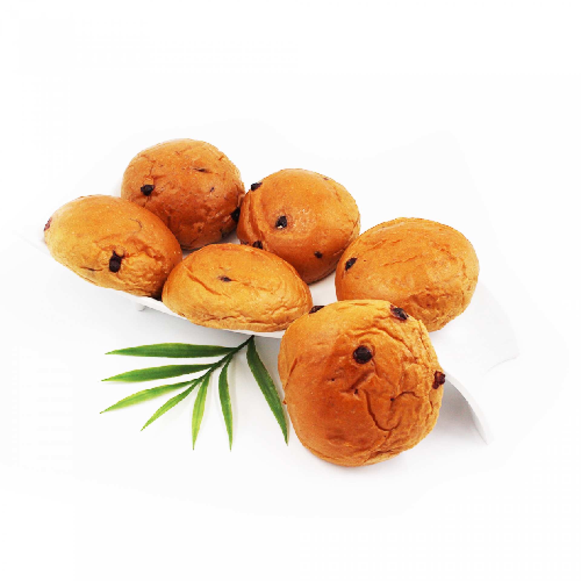 Raisin Bun 6pcs
