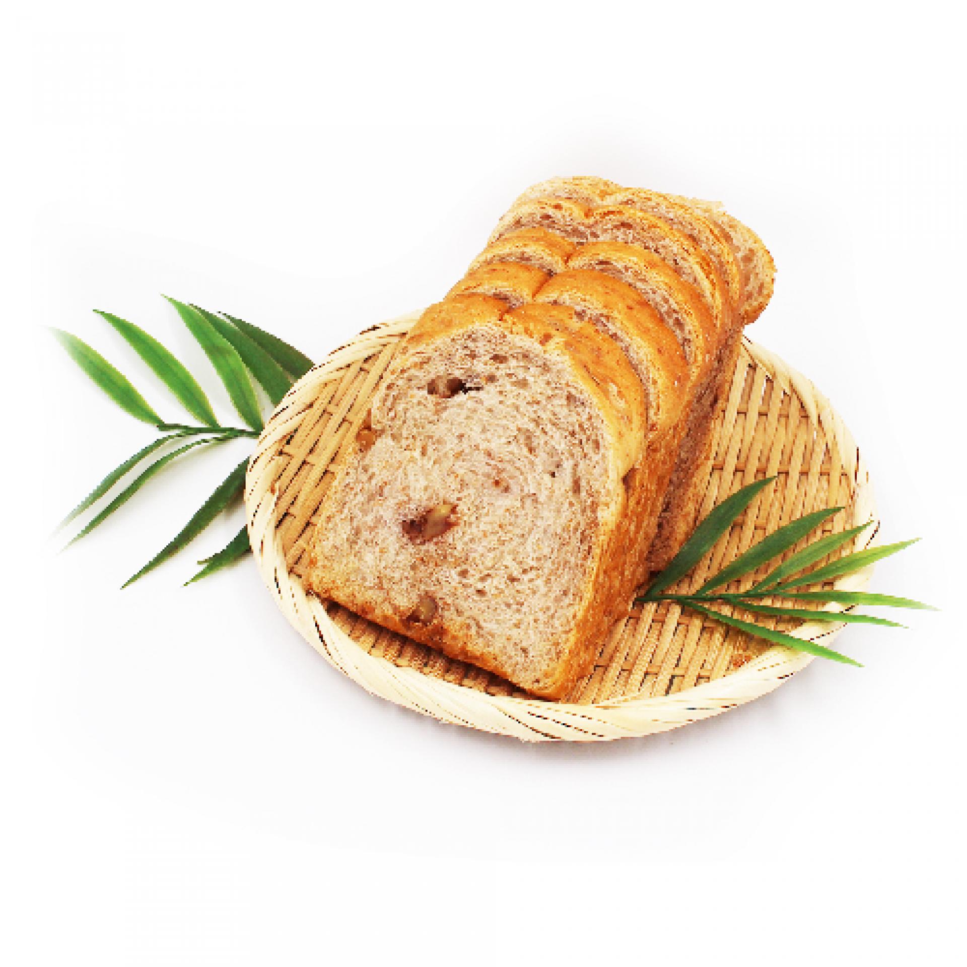 Walnut Wholemeal Toast