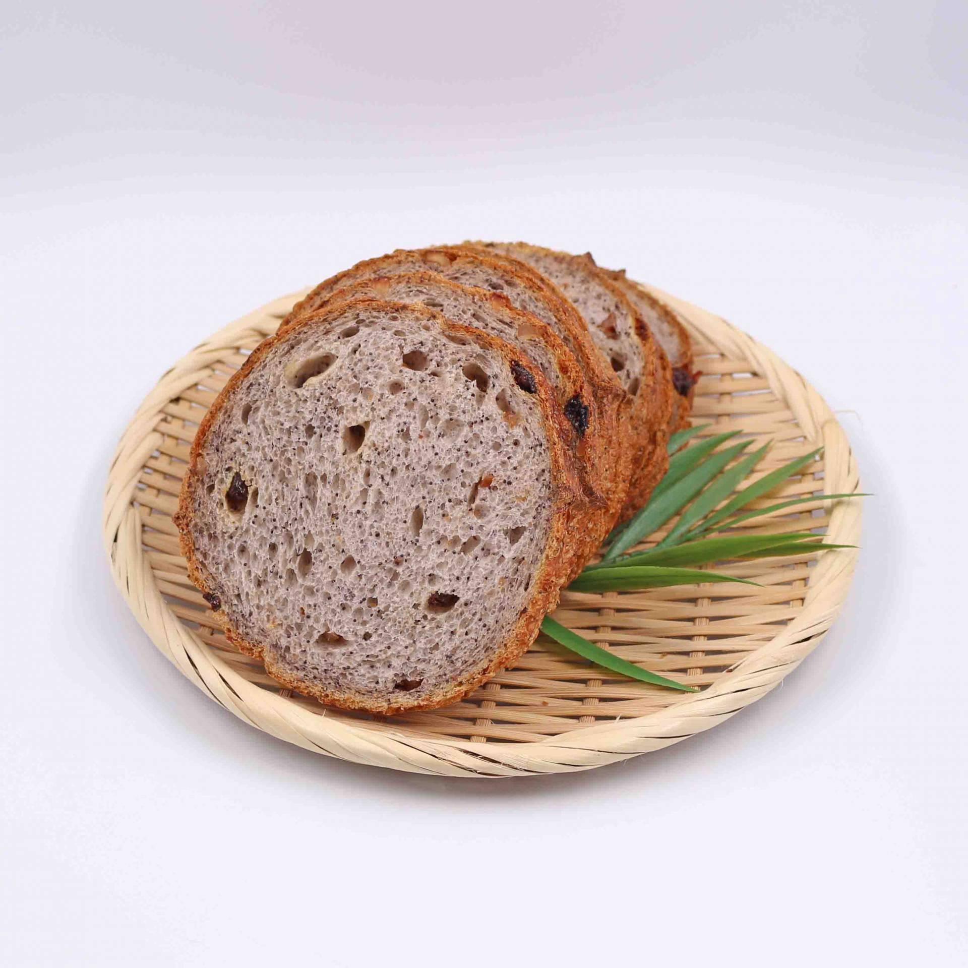 Walnut Raisin Toast