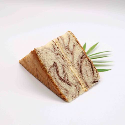 Honey Marble Cake Sandwich