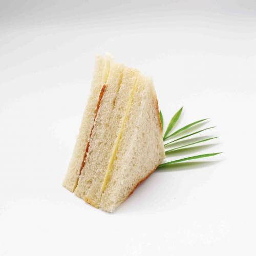 Luncheon Meat & Cheese Sandwich