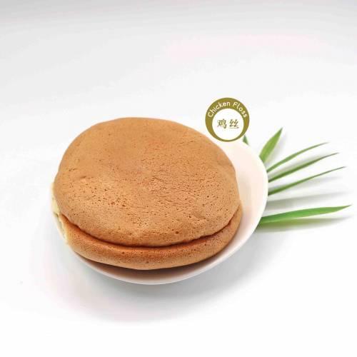 Pancake - Chicken Floss