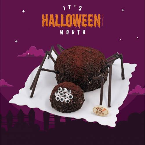 """Spooky Spider 5"""""""