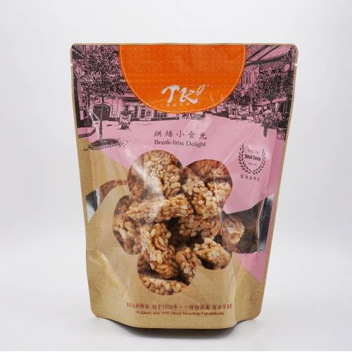 Puff Brown Rice Cracker